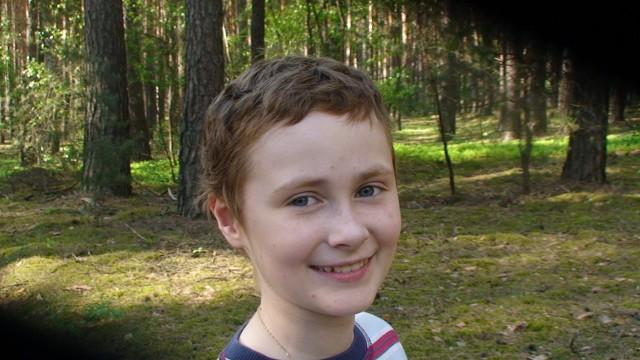 Piotrek ma 13 lat. Dwa lata temu wykryto u niego białaczkę. Chłopca uratować może przeszczep szpiku