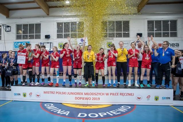 Piłkarki ręczne UKS Roxa Lublin w ubiegłym roku zdobyły mistrzostwo Polski juniorek młodszych. W zwycięskim składzie znalazły się między innymi Kinga Lemiech oraz Amelia Kawka