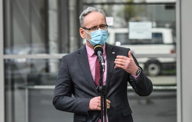 Minister zdrowia Adam Niedzielski zapowiada kolejne luzowanie obostrzeń