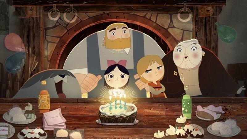 Kadr z filmu - Sekrety morza.