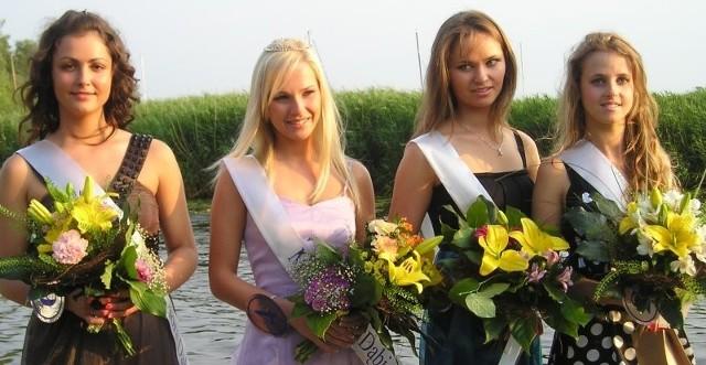 Od lewej Aleksandra Smorczewska, Paula Peterman, Aleksandra Prochera i Monika Główczewska.