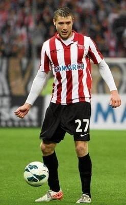 Marcin Budziński powinien zagrać w podstawowym składzie FOT. ANDRZEJ BANAŚ