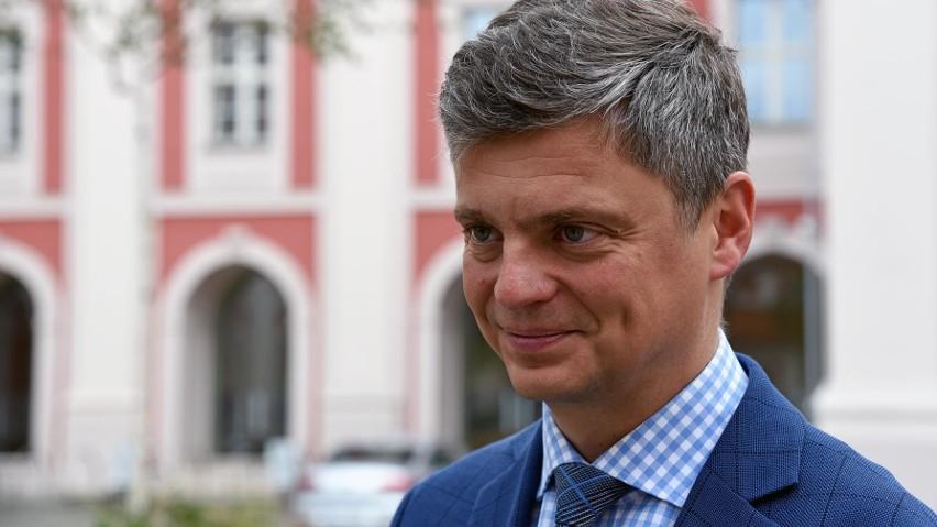 Ziemowit Borowczak, dyrektor Wydziału Gospodarki Komunalnej...
