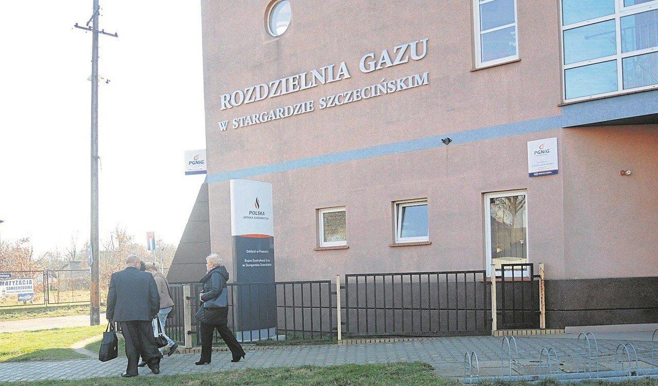 6a601566324776 Klienci gazowni będą musieli jeździć do Szczecina | Głos Szczeciński