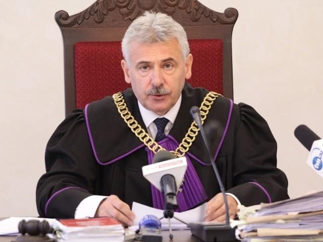 Sędzia Wiesław Oksiuta przez niemal godzinę skrupulatnie tłumaczył decyzję odrzucenia apelacji obrońcy Martinsa K.