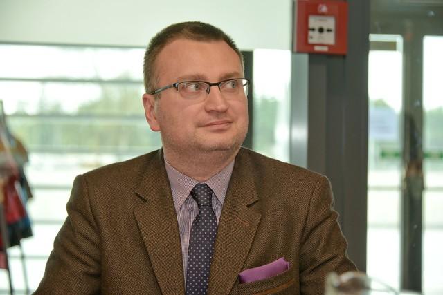 Rafał Rudnicki, wiceprezydent Białegostoku