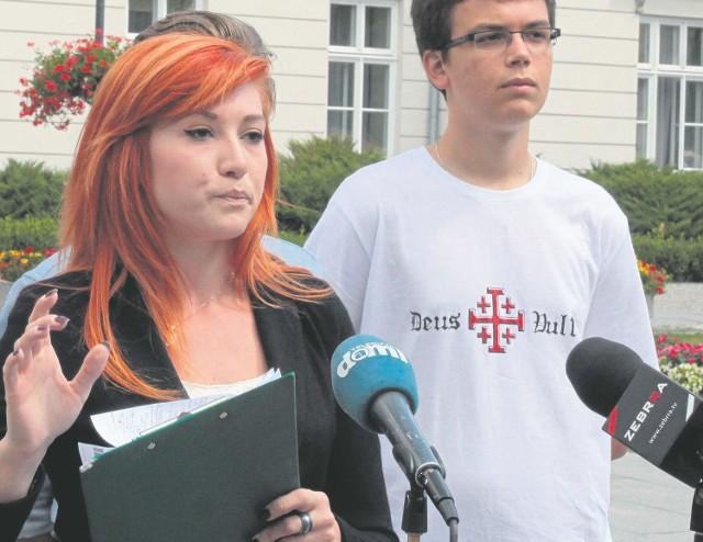 Ewa Zajączkowska z Partii KORWiN