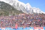 Biathlon w Anterselvie: pościg w pełnym słońcu [ZDJĘCIA]