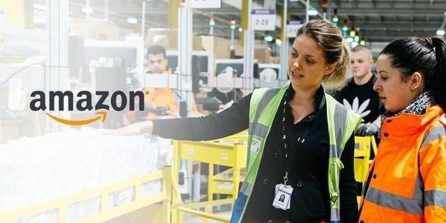 Uczestniczki spotkania w Centrum Logistyki Amazon (WRO2) będą miały okazję zapoznać się z najnowocześniejszymi technologiami na co dzień wykorzystywanymi w Centrum