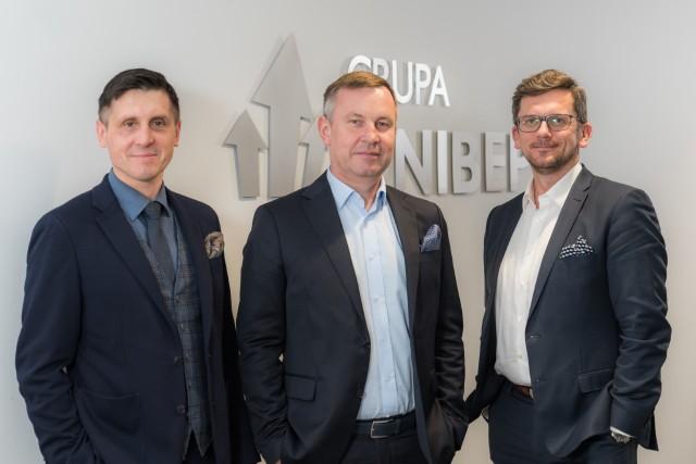 Nowy zarząd spółki Unibep SA