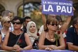 """""""Nie dla islamofobii"""" - manifestacje w Barcelonie i Rzymie"""