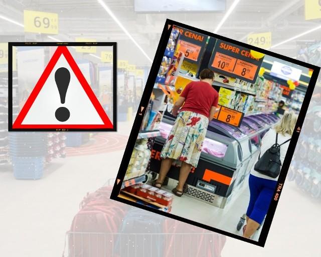 Te produkty oraz żywność stanowią zagrożenie dla zdrowia. GIS ostrzega przed ich użytkowaniem i informuje o podjętej działalności. Zobacz, co zostało wycofane ze sprzedaży w dalszej części galerii.