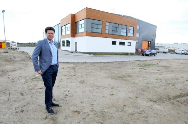 Grupa Ekoinbud zbudowała w gdańskich Kokoszkach fabrykę ekologicznych domów [ZDJĘCIA]