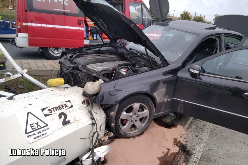 Kierowcy grozi kara pozbawienia wolnosci