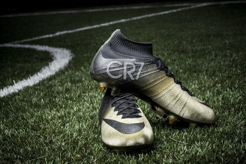 zniżki z fabryki niepokonany x popularna marka Mercurial CR7 Gold, czyli gratulacje dla Ronaldo za Złotą ...