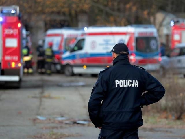 Do śmiertelnego potrącenia doszło w środę -31.03 w nocy w miejscowości Rogówek w powiecie toruńskim na DK nr 15. Nie jest znana tożsamość ofiary