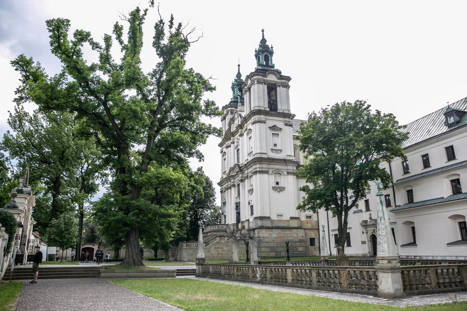 Krakow Procesja Na Skalke Po Mocno Zmienionej Trasie Wszystko