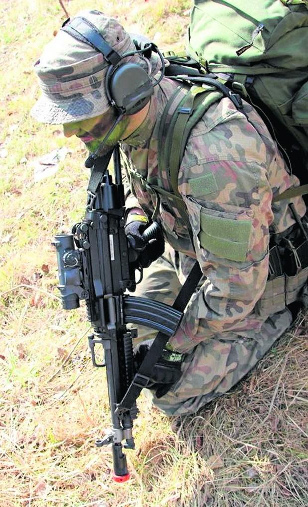W elitarnych jednostkach naszej armii służą nasi najlepsi, co już udowodnili podczas akcji w wielu ogarniętych wojną krajach