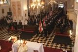 Strażacy z powiatów kozienickiego, lipskiego i zwoleńskiego wzięli udział w pielgrzymce do sanktuarium w Wysokim Kole