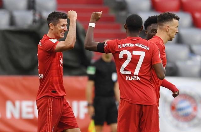 Składy na mecz Borussia Dortmund - Bayern Monachium