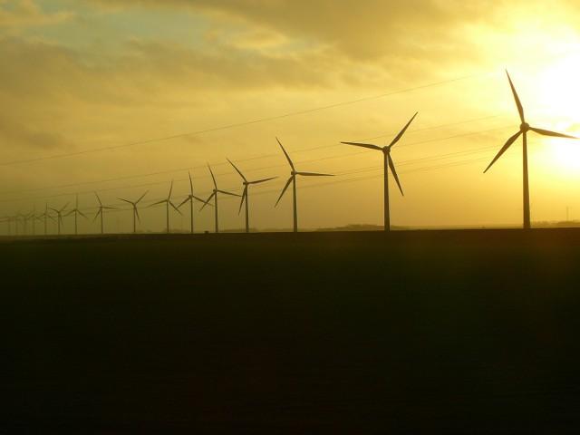 Plan przewiduje, że na terenie gmin Pawłowiczki i Polska Cerekiew stanie około 90 wiatraków.