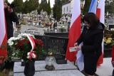 RRR W Sosnowcu oddano hołd powstańcowi śląskiemu Stanisławowi Bielskiemu