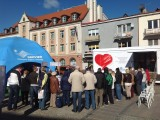 Darmowe badania serca na Rynku Kościuszki w Białymstoku. Przyjdź i sprawdź, czy masz zdrowe serce!