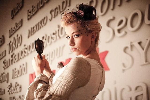 Konkursowa fryzura autorstwa Sylwii Rudnickiej