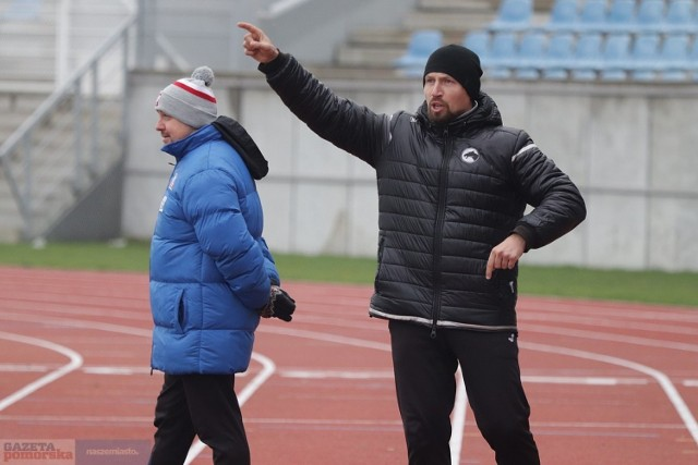 Robert Szwarc i Michał Baiński, byli już szkoleniowcy Lidera Włocławek