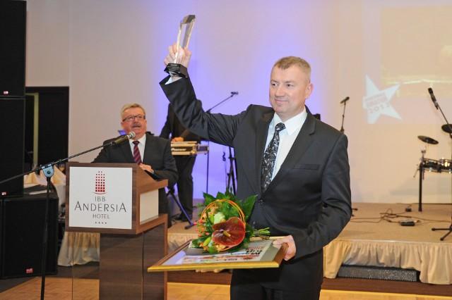 """Mariusz Kąkol został zwycięzcą naszego plebiscytu """"Sportowiec Amator"""" siedem lat temu"""