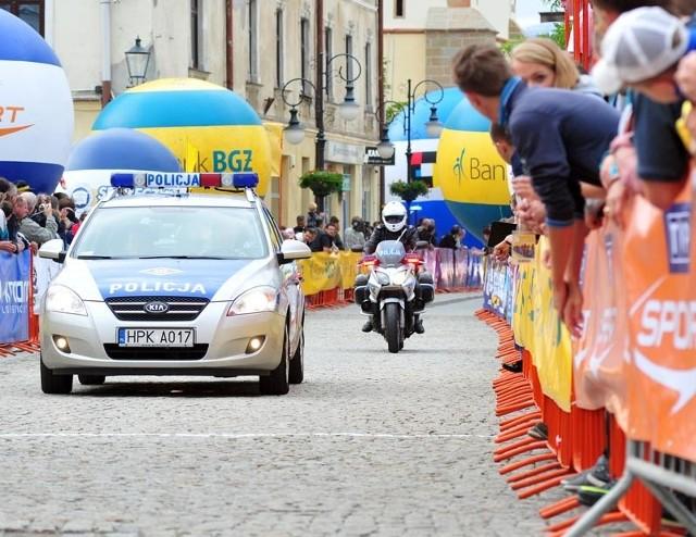 W czwartek drugi etap Żory – Jastrzębie Zdrój liczący 103,5 kilometra.