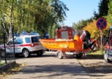 Tragedia na jeziorze Pogoria III w Dąbrowie. Żeglarz wpadł do wody. Trwa akcja poszukiwawcza nurków