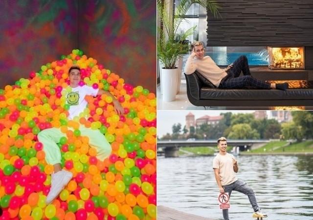 """Karol """"Friz"""" Wiśniewski relacjonuje swoje luksusowe życie na YouTube"""
