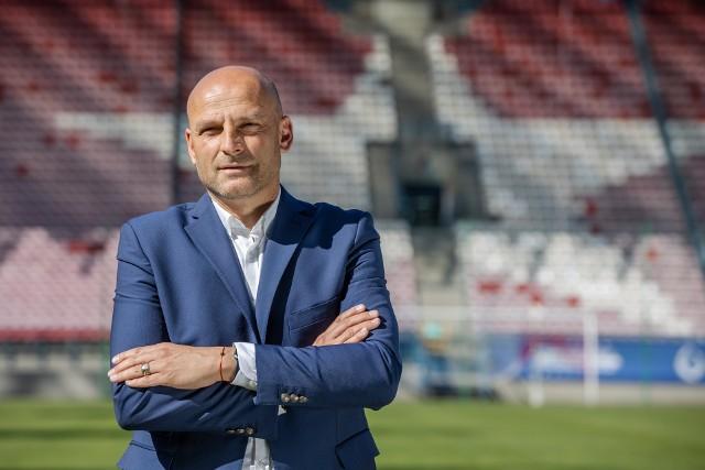 Słowak Adrian Gula został trenerem Wisły Kraków