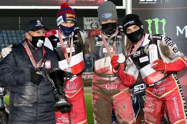 Polscy żużlowcy zdobyli srebrne medale w Speedway of Nations.
