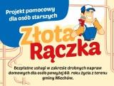 """Gmina Miechów uruchomiła projekt wsparcia osób starszych """"Złota Rączka"""""""