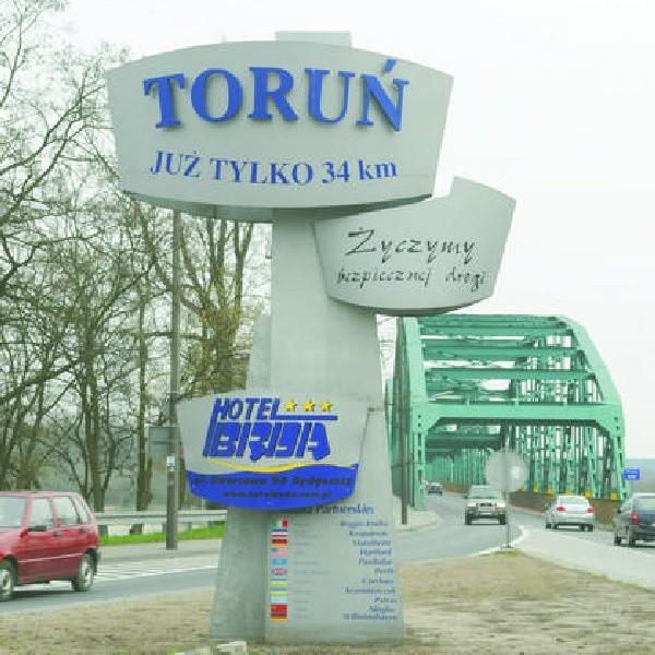 Fot.tytus żmijewskiAWyjazd z Bydgoszczy: do Torunia tylko 34 km, okazuje się, że tych niewiele kilometrów to jednak bardzo duża odległość