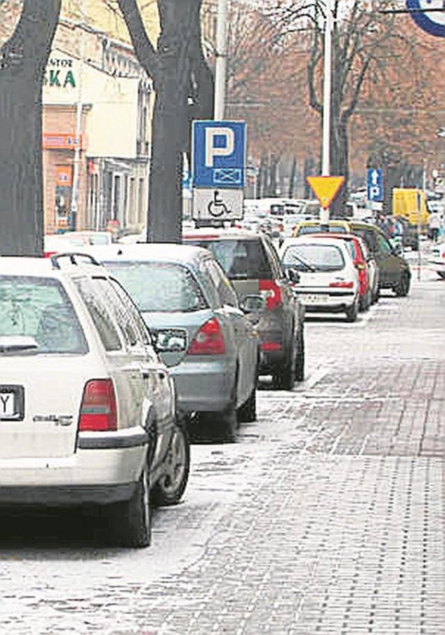 Od 2 stycznia do miasta wracają parkomaty,  a od lutego będą też na ul. Okulickiego.