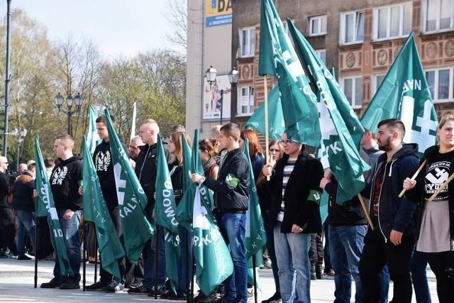 Marsz ONR w Białymstoku nie był nawoływaniem do nienawiści