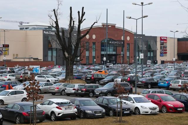 Magnolia park, Helios, kino, Wrocław, zdjęcie ilustracyjne.