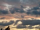 Niebo około godz. 21 [zdjęcia]