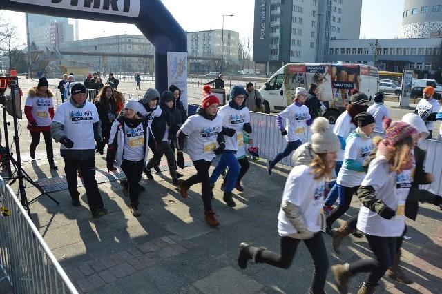III bieg eduRun 2018 podczas Łódzkich Targów Edukacyjnych