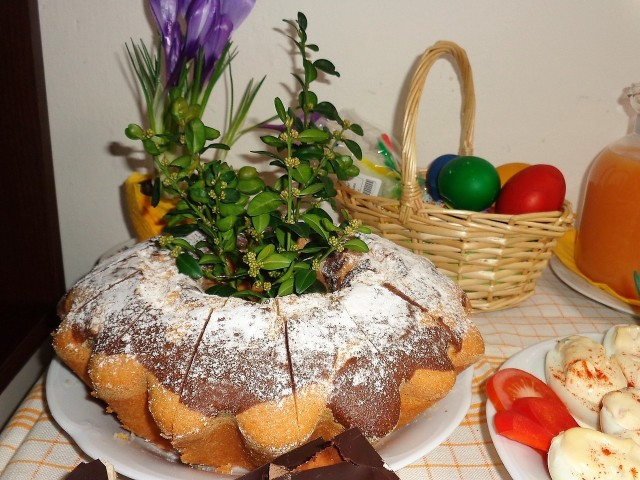 Dania na Wielkanoc z Listy Produktów Tradycyjnych. Zdjęcie ilustracyjne