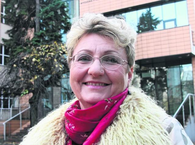 Elżbieta Jung, konsul honrowy Finlandii, ma nadzieję, że łodzianie oswoją się z wizerunkiem prawdziwego Mikołaja z Rovaniemi