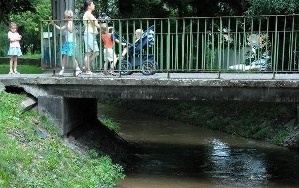 Kłodawka to jedna z trzech rzek w Gorzowie.