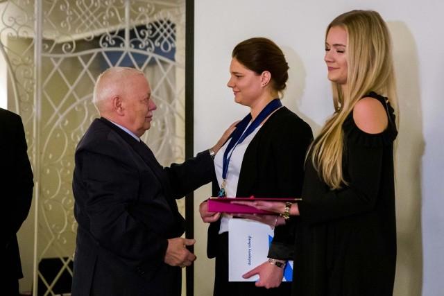 Uroczystość wręczenia Medalu Serce Ziemi