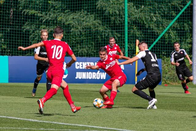 5.09.2020, Kraków: CLJ U-18 Wisła - Cracovia (0:1)