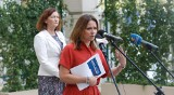 Konsultacje społeczne z wiceminister rodziny i polityki społecznej Anną Schmidt w Rzeszowie
