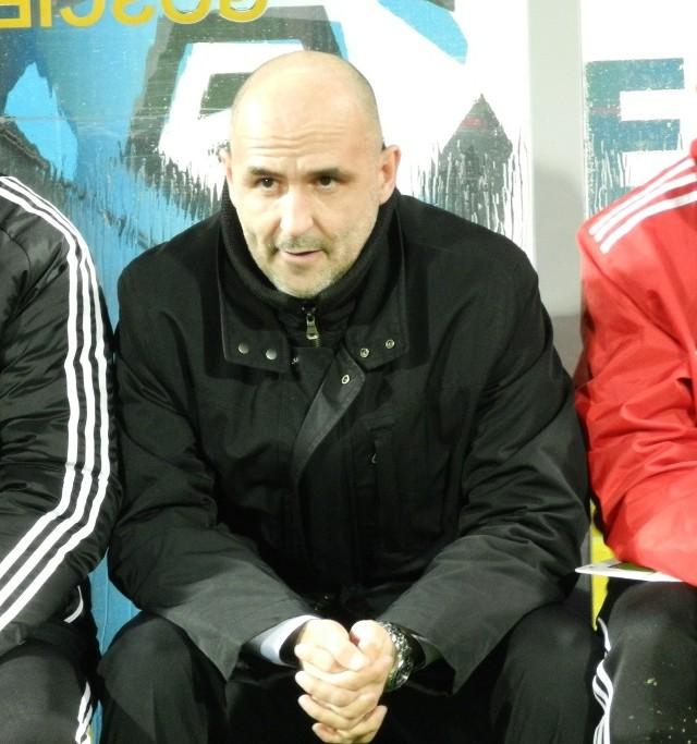 Michał Probierz został nowym trenerem Jagiellonii