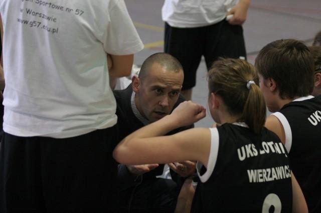 Trener Piotr Musijowski i jego zespół nie dostał szansy zagrać o awans.